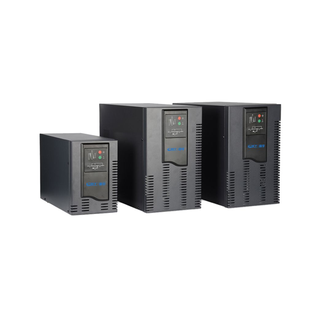 HP Series Tower type High frequency online UPS 1-20KVA