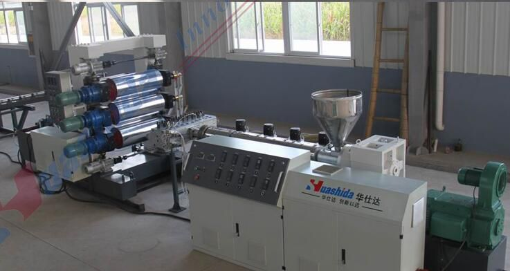 3layer PE Steel Pipe Anti Rust Processing production line