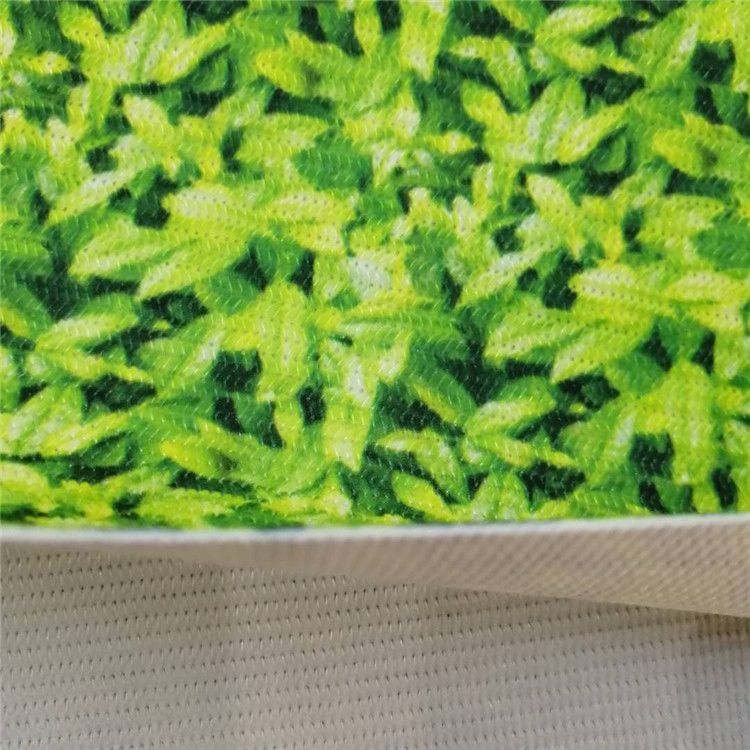 Cavort Shoe Interlining Material Printed Twin Needle Stitch Bonded Non Woven Insole Fabric