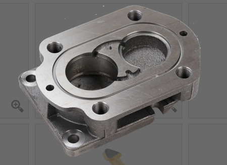 the machining finished products of high-end gray cast iron,ductile cast iron and vermicular graphite cast iron