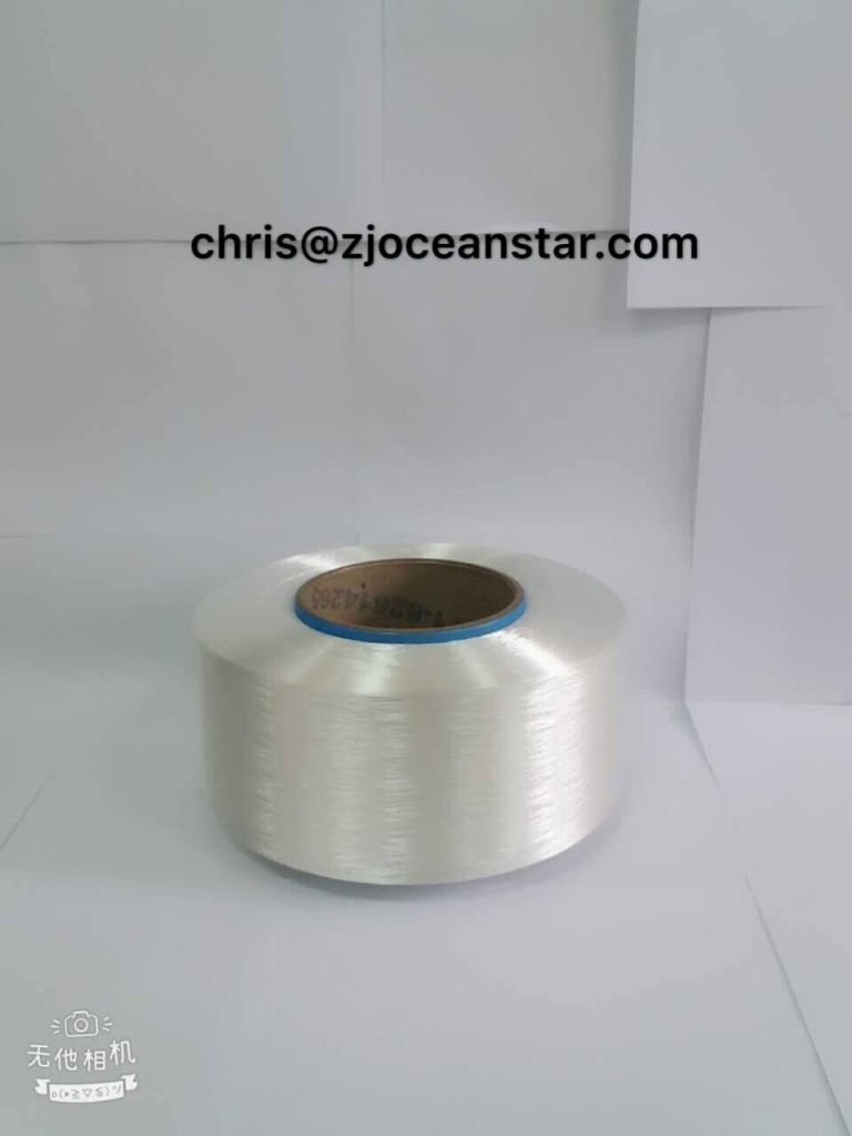 nylon hot melt yarn for bonding yarn, shoe upper, car lining