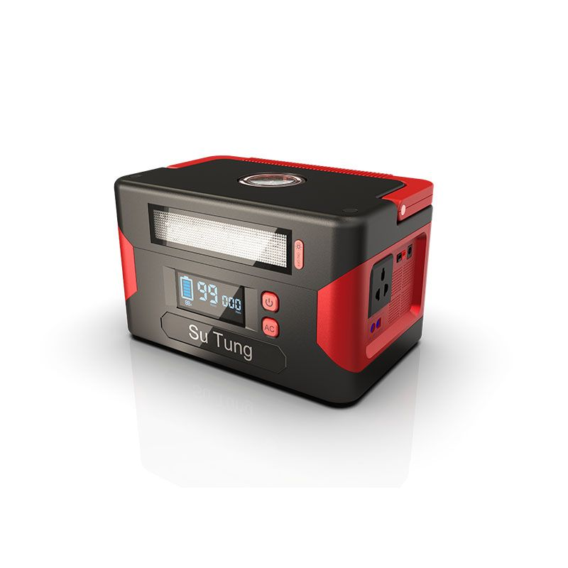 Sutung Red Off-Grid Portable Solar Generator 500wh
