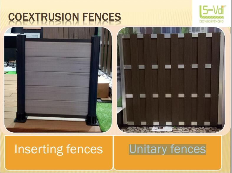 The Worth Buying WPC- Aluminium Fence