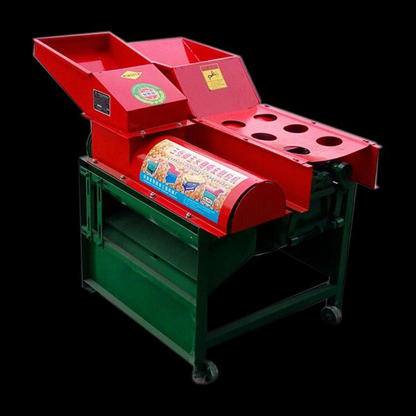 Electric Motor Mini Rice Mill Machine