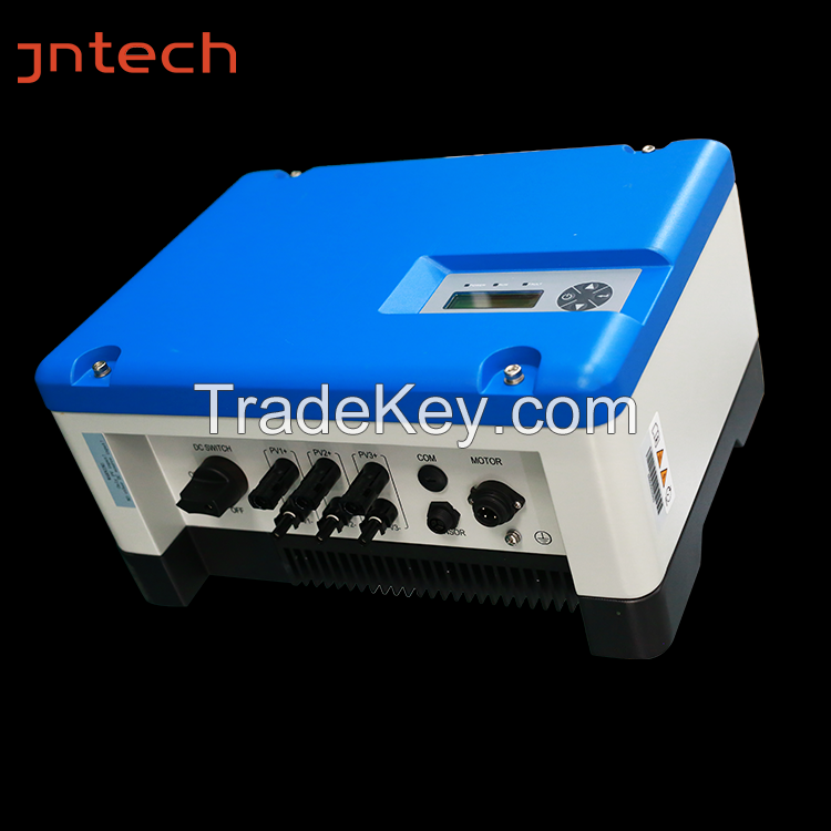 5.5HP Solar AC pump Controller with built-in MPPT Function