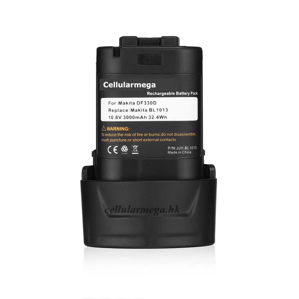 Cellularmega 10.8v 3.0Ah Li-ion Replacement Battery for Makita BL1013 Makita BL1014 Battery 194550-6 194551-4 195332-9