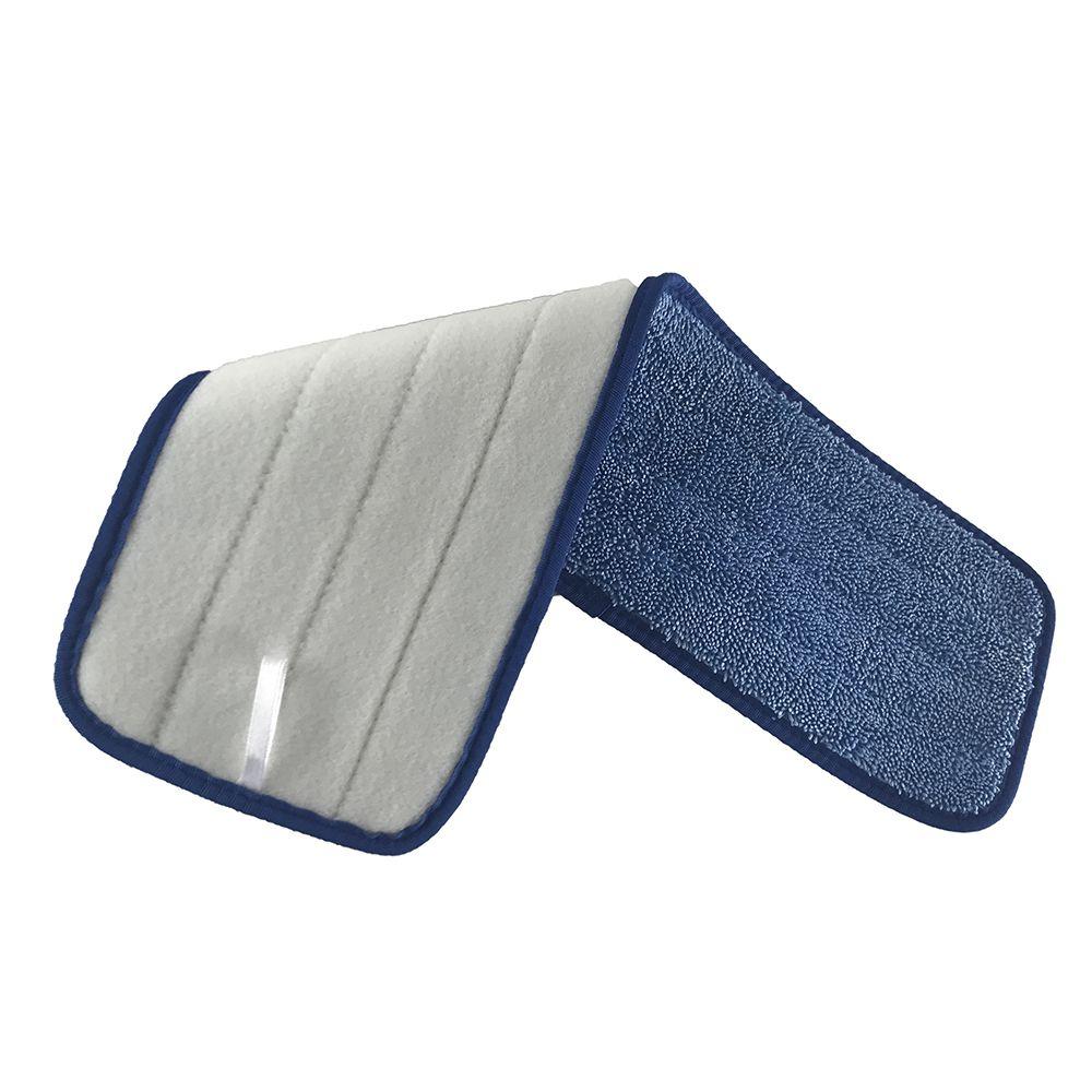 microfiber wet dust mop pad