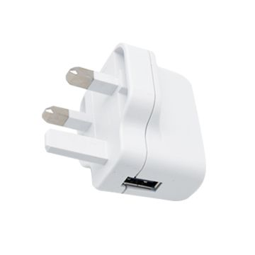 5V1A EU/UK Plug USB Power Adapter 5W