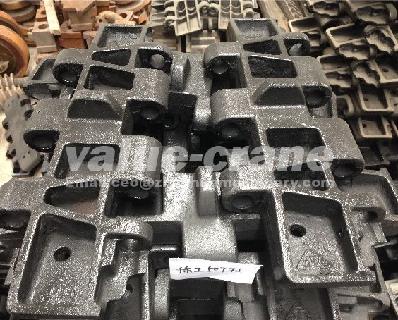 CC 2500-1 track shoe track pad crawler crane of crawer crane parts quality and manufacturing products