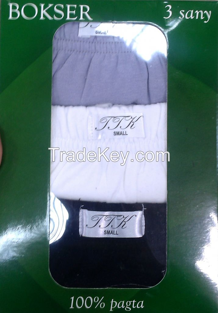 High quality cotton underwear