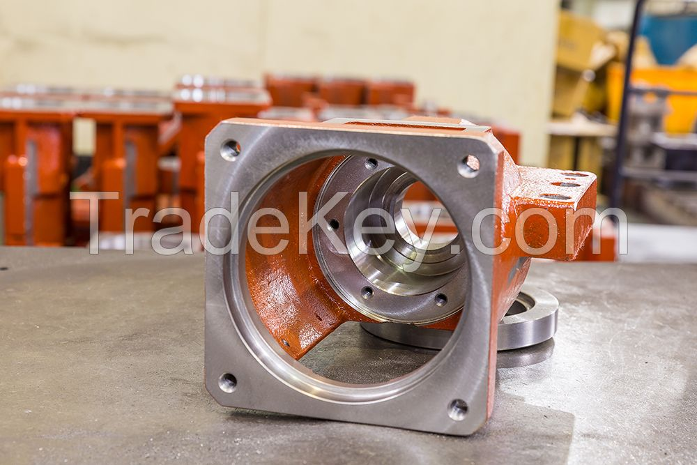 BRACKET for Axes(X, Y, Z) sliding of Machining Center
