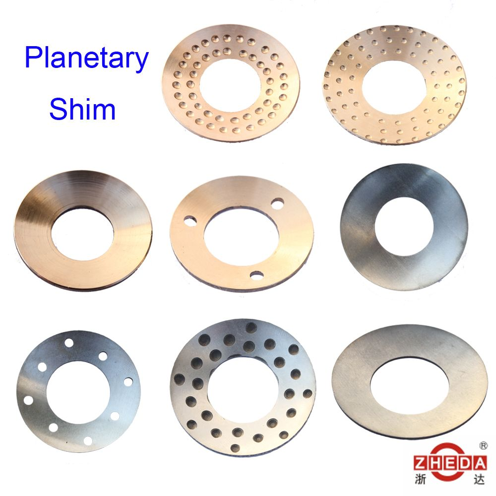 Factory Forklift Auto Clutch Spare Parts Metal Washer Planetary Shims