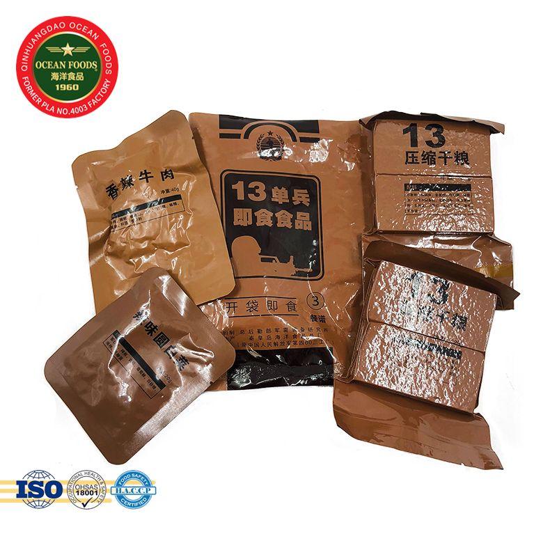 snack food compressed biscuits ration