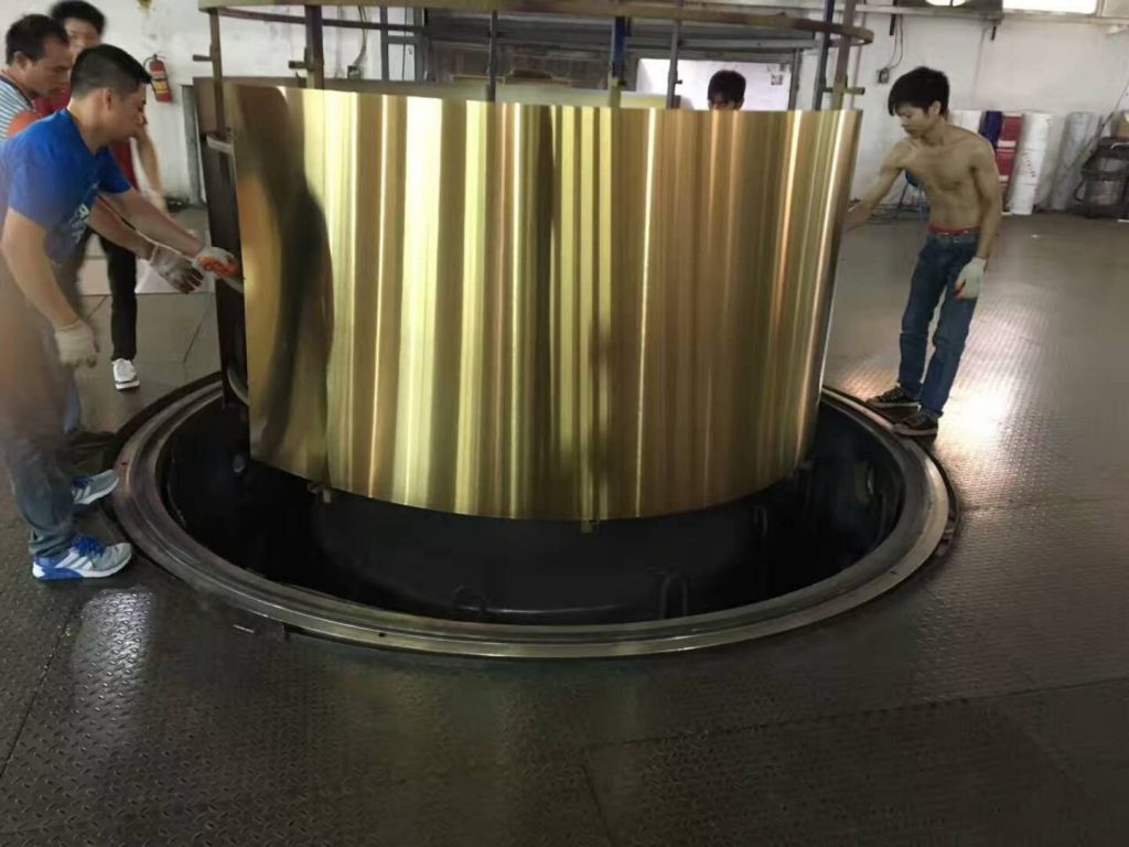 JXS Stainless Steel Vacuum Coating Machine