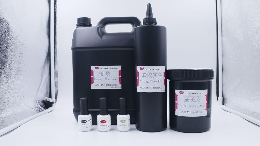 AosMei Removable base Coat Gel Nail Polish Easy Soak Off