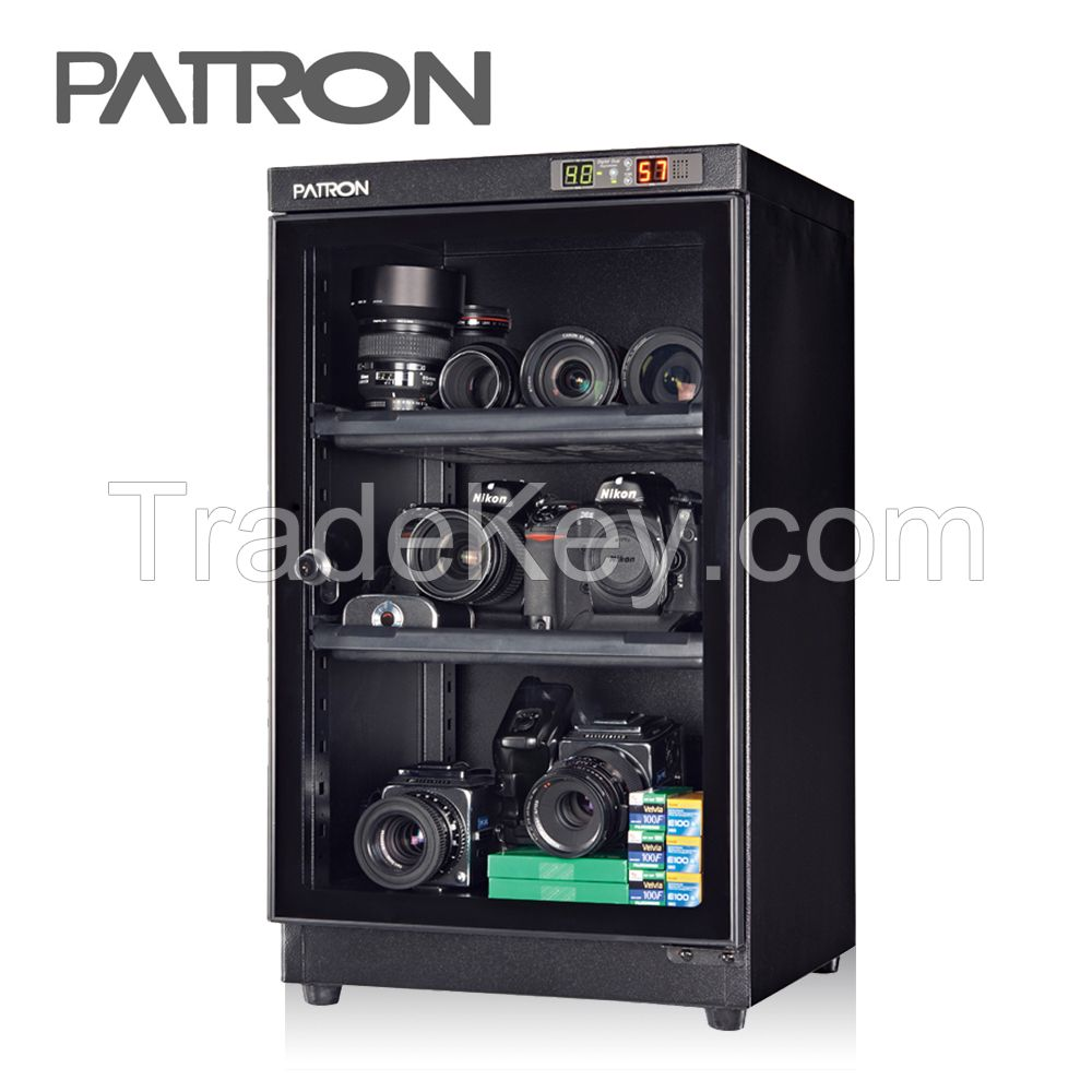 86L electronic dry cabinet led camera accessories