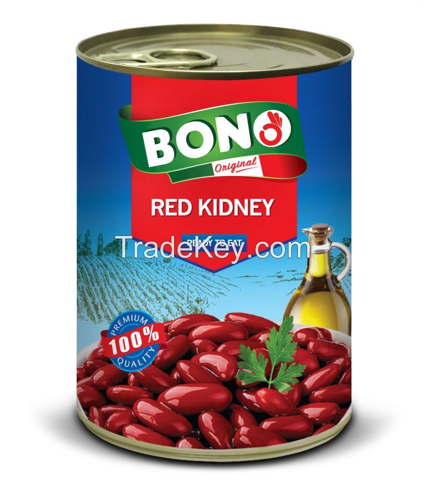 Red Kidney 24x400g (Easy Open / Normal Lid)