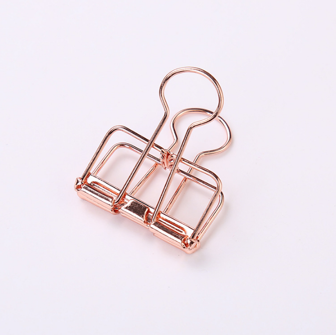 The office use colorful binder clips with best price