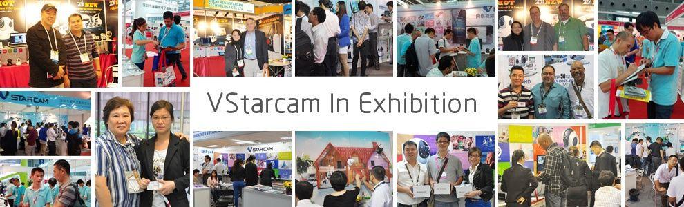 VSTARCAM C7837WIP H.264 IR-Cut ONVIF Pan-Tilt 720P 1.0MP CMOS Sensor Wireless IP Camera