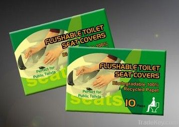 Disposable Toilet Paper Seat Cover
