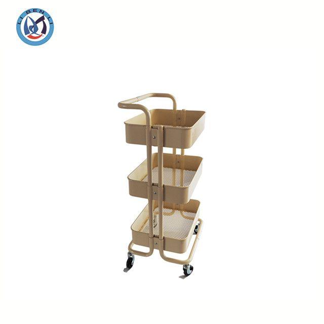 Hot Sale Metal Furniture Steel Kitchen Cart on Sale
