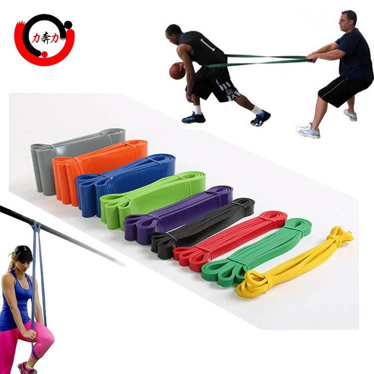 Libenli 41inch Latex Resistance Bands for Fitness