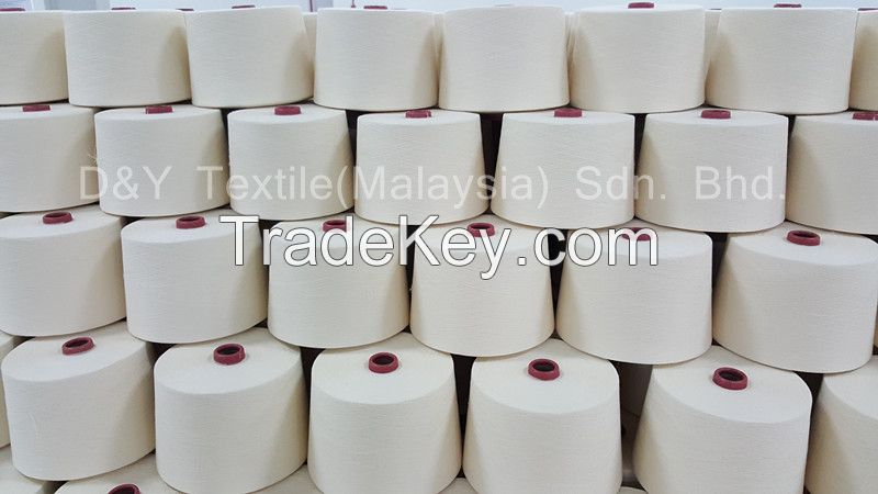100% Combed Cotton Yarn, Contamination Free