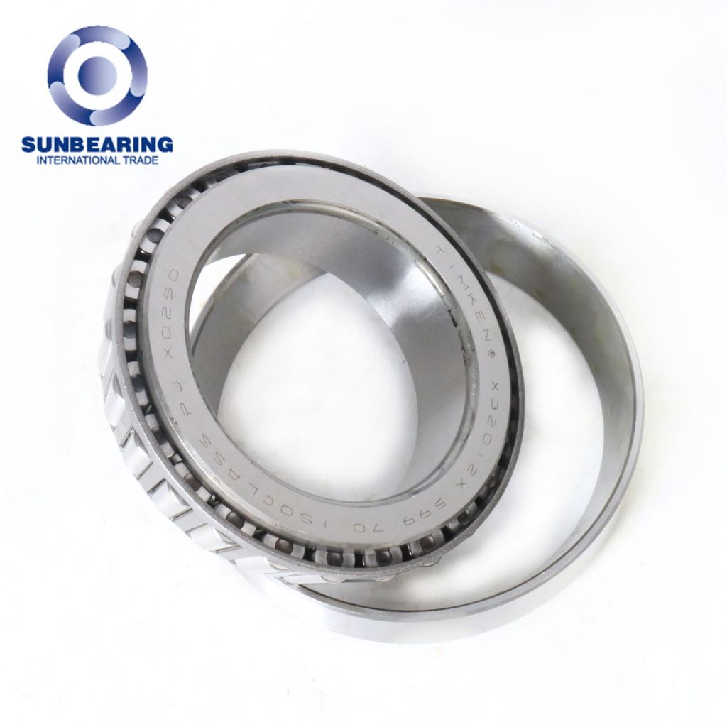 32012X Metric Tapered Roller Bearing 60*95*23mm Single Row SUNBEARING