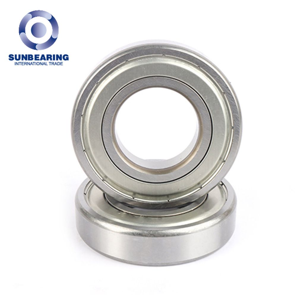 6207 ZZ C3 Metric Deep Groove Ball Bearing 20*47*14mm SUNBEARING