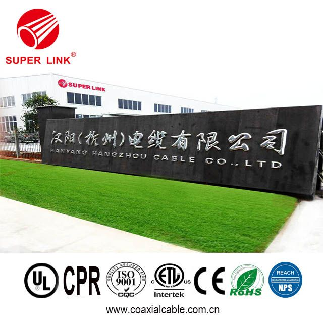 China SUPERLINK Coaxial Cable RG59+2C