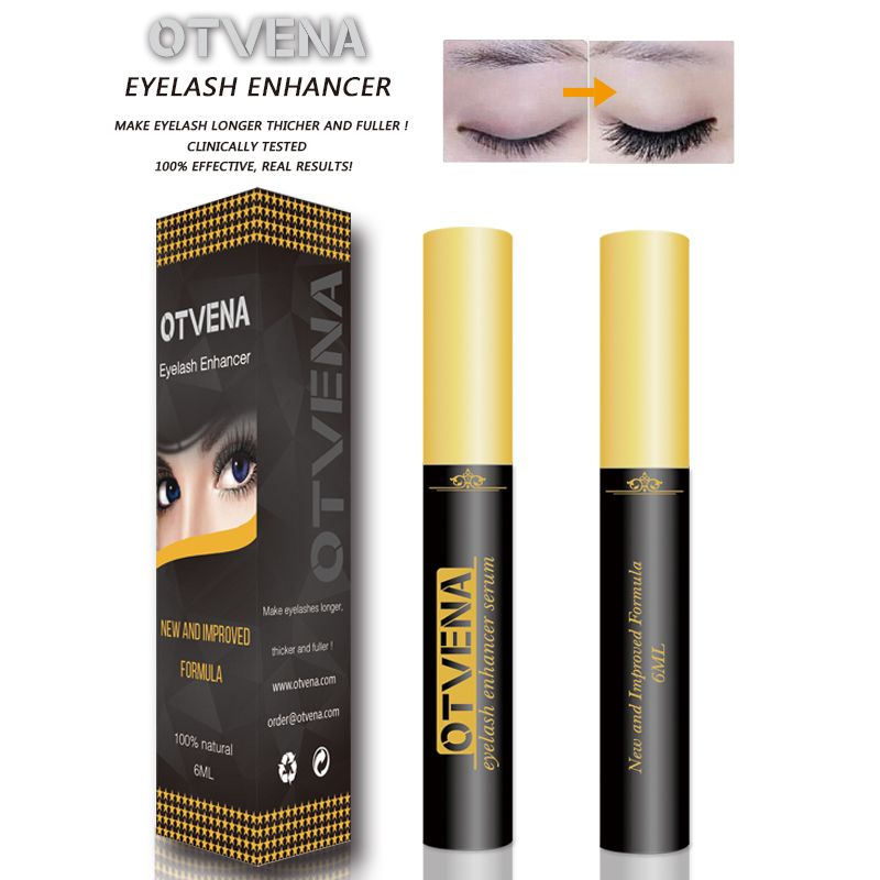 Private label and Natural Eyelash Growth Serum