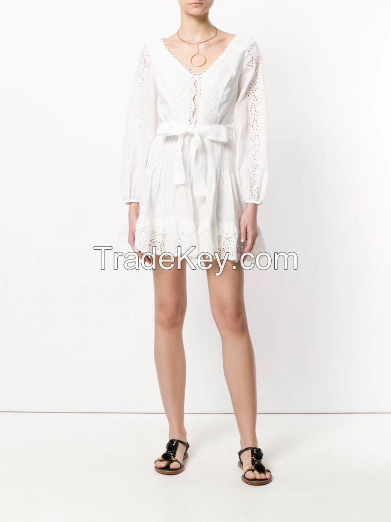 wholesale designer brand style clothing , designer dress, silk dress