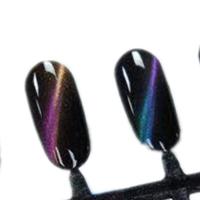Magnetic chameleon pigment