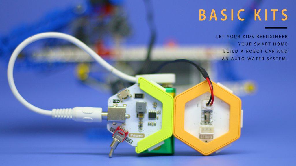 Bell Electronic Blocks