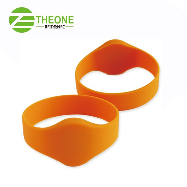 RFID NFC silicone wristband
