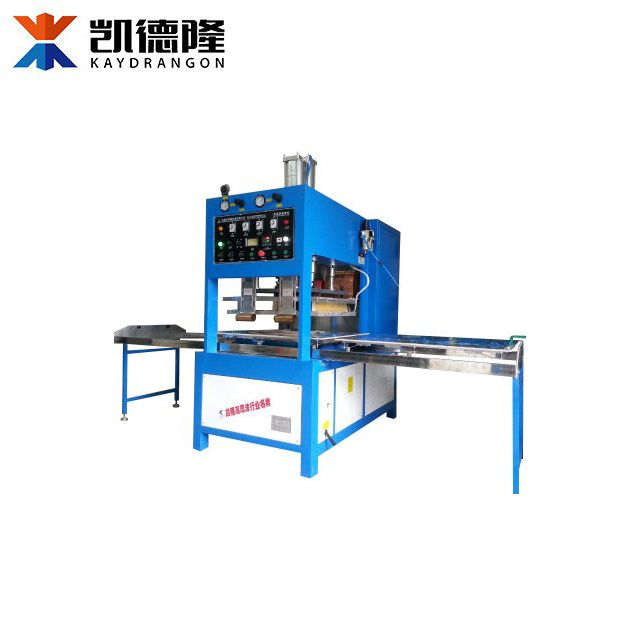 High frequency welding machine  for electric car mat