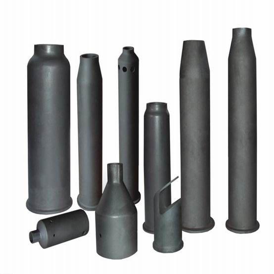 sisic burner tube