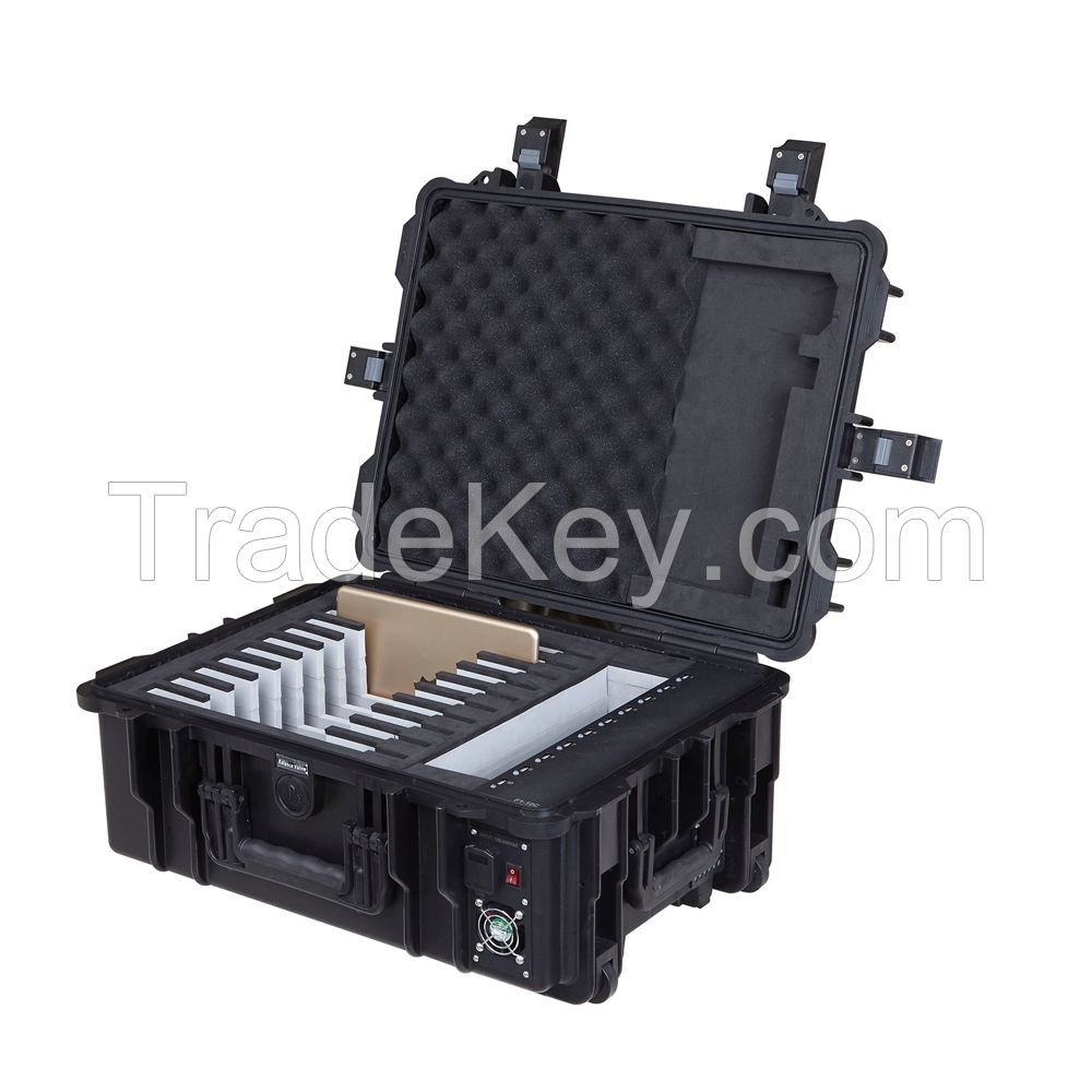 Innovative Education Equipment/Classroom Furniture/Tablet Charging Trolley