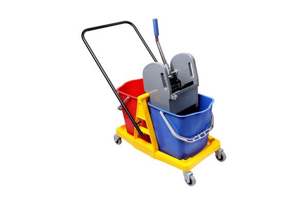 Wringer trolley,Luxury Mop Bucket With Wringer,Wringer Mop Bucket/Trolley for Commercial or Hospital