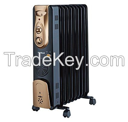 Electric Heaters 2900W , Havells Oil Filled Radiator heater