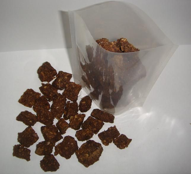 Dried Chicken-Beef Meat Dices