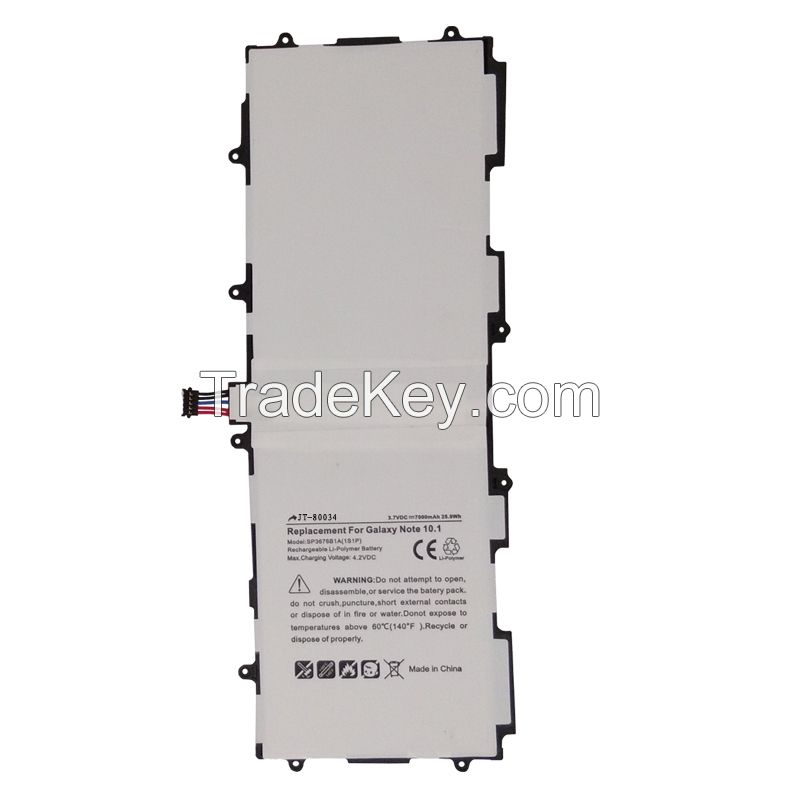3.7V Genuine SP3676B1A(1S2P) Battery for Samsung Galaxy Tab 10.1 GT-P7500 P7510