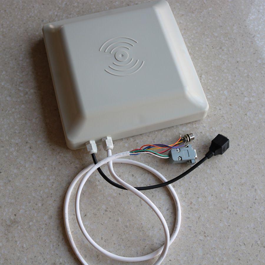 UHF RFID integrated reader