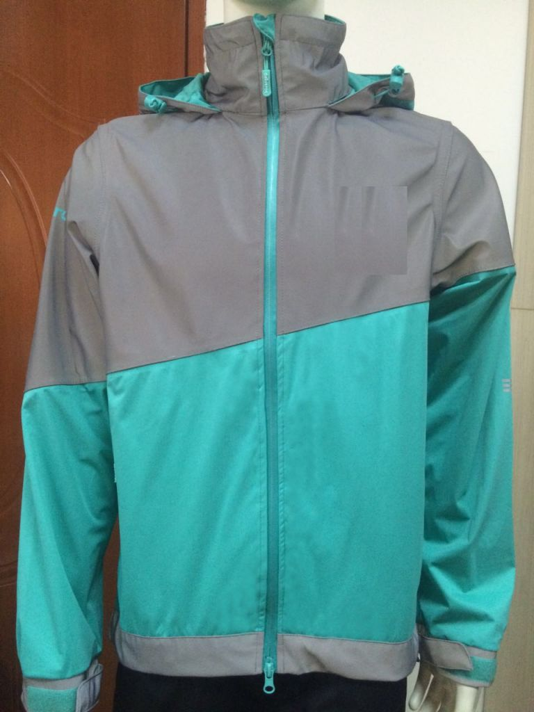 Mens waterproof jacket function breathable outerwear workwear jacket uniforms