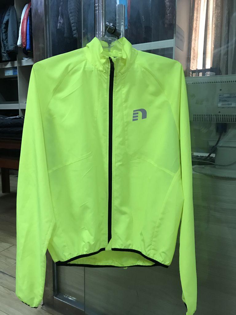 Sports jacket coach wear teamwear sports uniform light weight running jacket