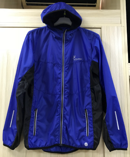 Sports jacket coach wear teamwear sports uniform light weight running jacket