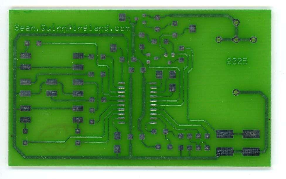 refrigerator pcb board