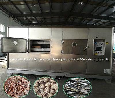 seafood dehydrator Microwave Vacuum Low Temperature Dehydration Machine