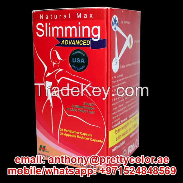 Natural Max Slimming Red