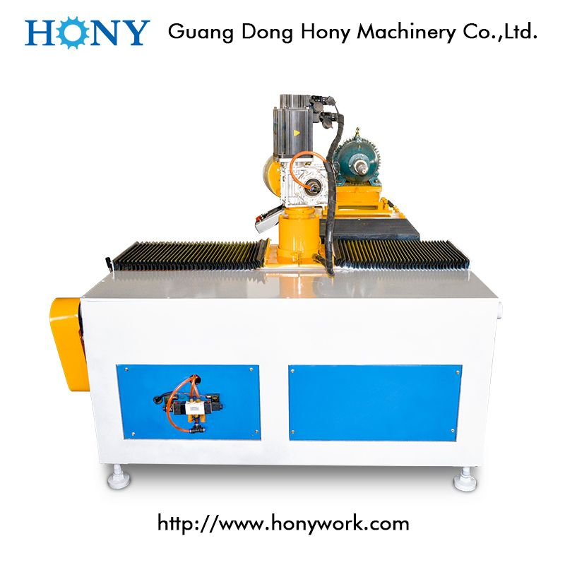 Rotary grinding polishing milling Machine for sanding Metal Cup
